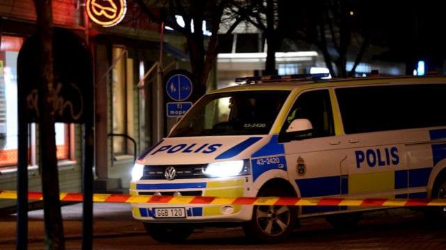 Ataque terrorista en Suecia deja ocho heridos