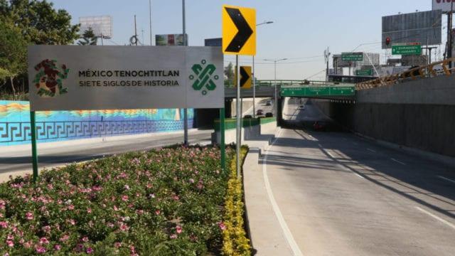 AICM tiene mejor conexión vial con ampliación de carriles en Circuito Interior