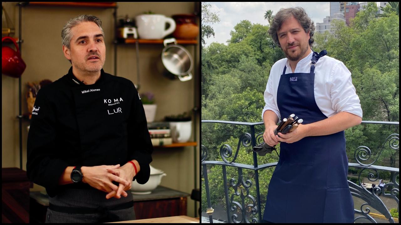 Relatos de chef: Así han enfrentado los momentos de pandemia