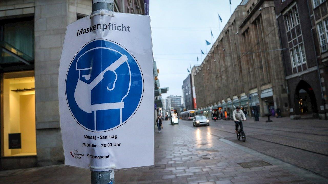 OMS alerta por alza de Covid-19 en Europa tras 6 semanas de bajas