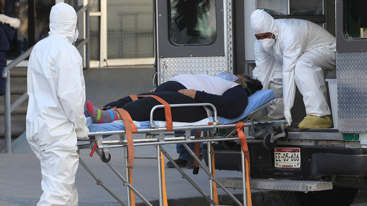 México llega a 218,657 muertes por Covid-19 y suma 3,043 nuevos contagios