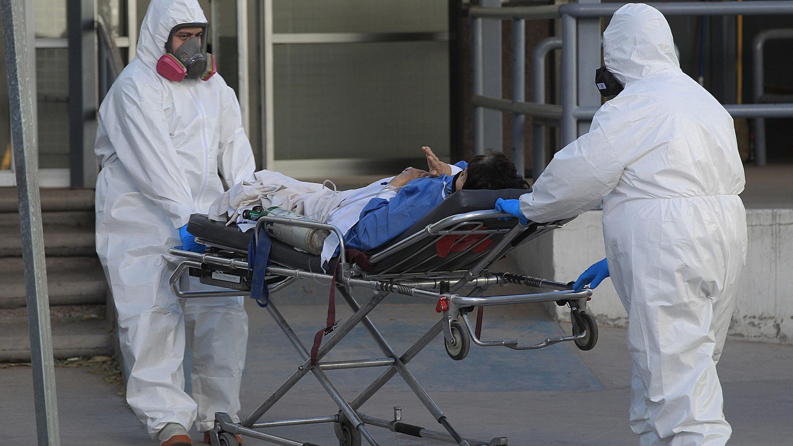 México suma 50 muertes por Covid-19; acumula 228,804