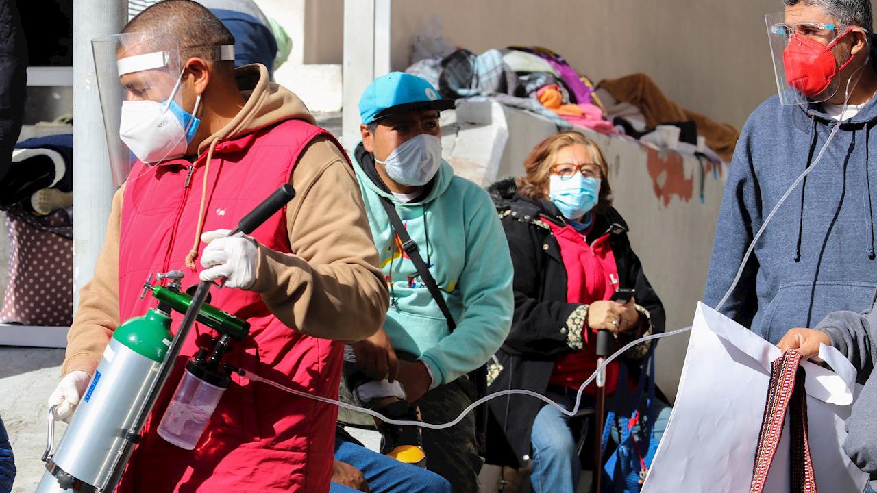 Salud reporta 529 muertes por Covid-19 en las últimas 24 horas