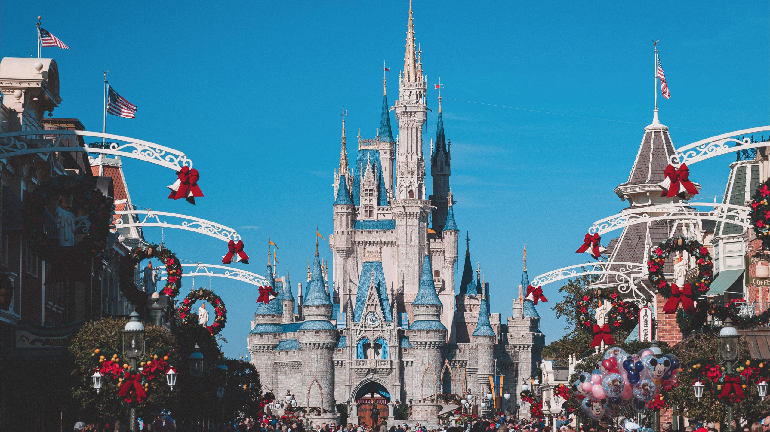 Disney World comienza pruebas de reconocimiento facial en Orlando