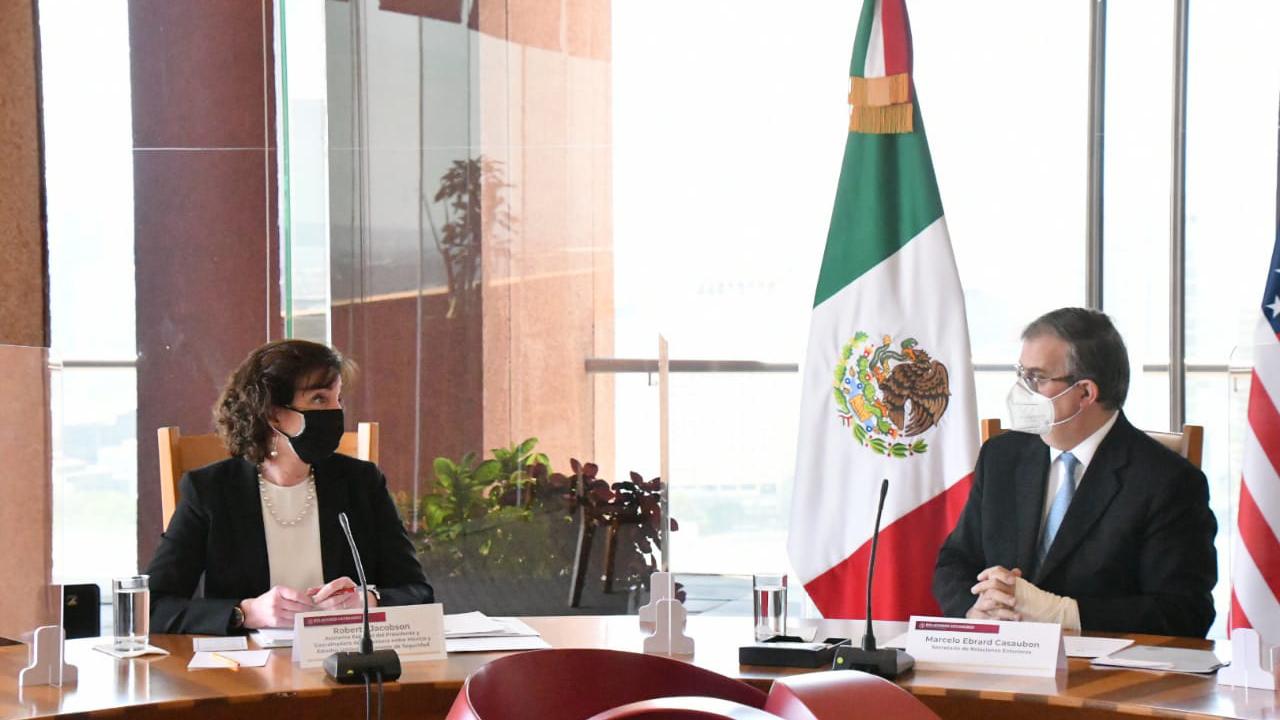 México y EU discuten migración ordenada, segura y regular