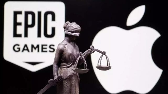epic games - apple
