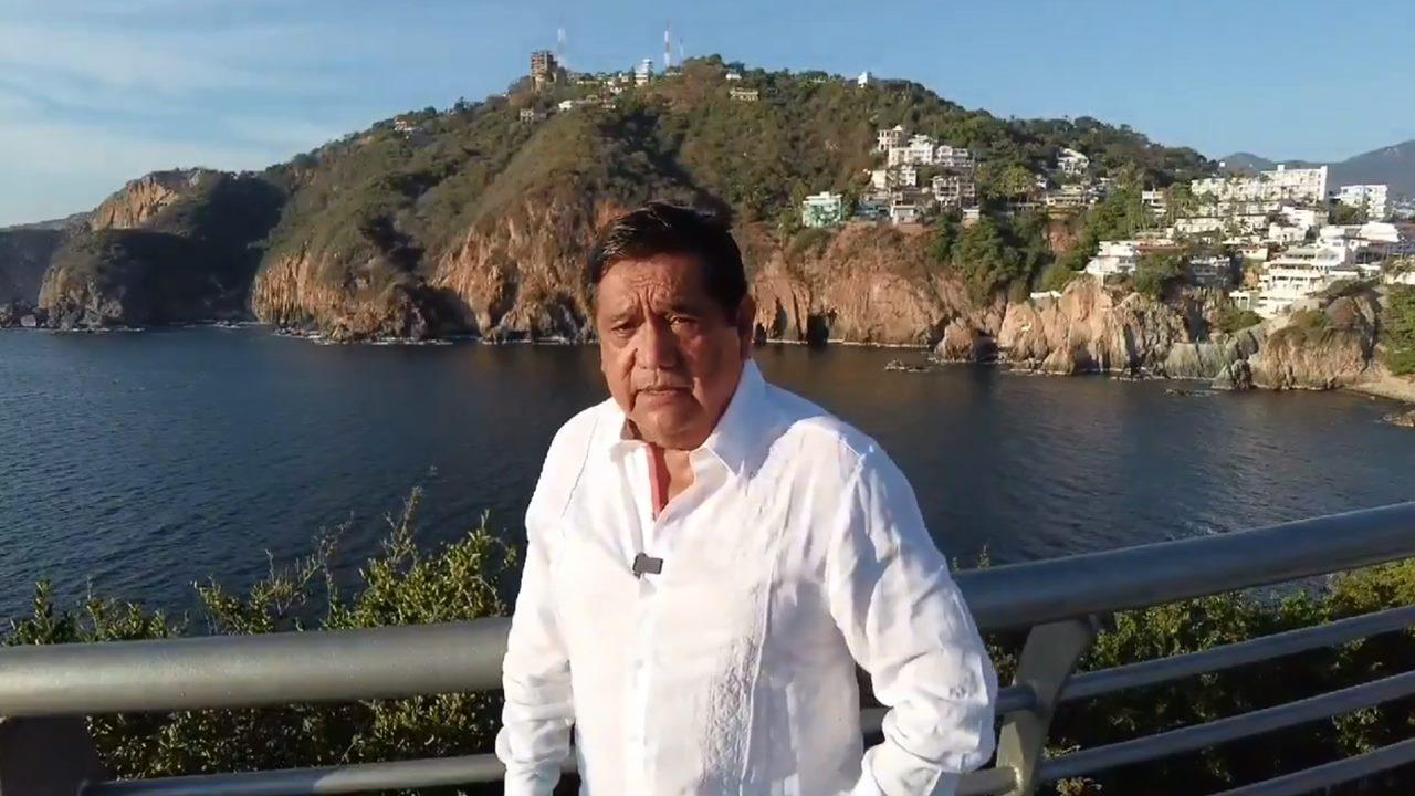 Este miércoles, elegirán al candidato de Morena al gobierno de Guerrero: Salgado