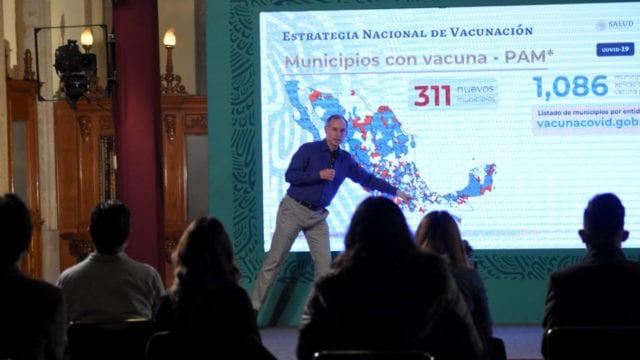 Hasta 50% de la población en México tendría inmunidad contra Covid-19: López-Gatell