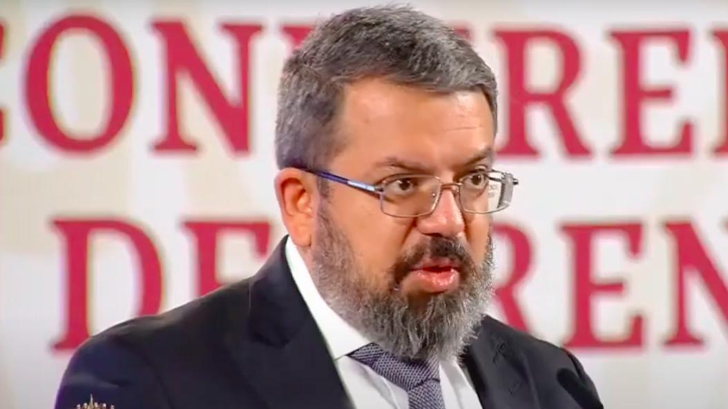 Jorge Nuño Lara, nuevo subsecretario de Infraestructura de la SCT