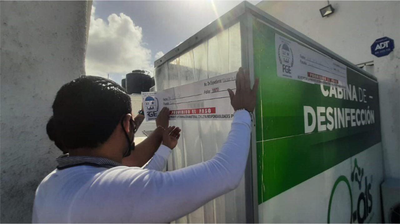 Clausuran laboratorio que aplicó pruebas de Covid-19 a turistas argentinos