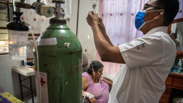 Salud reporta acumulado de 198,239 muertes por Covid-19 en México