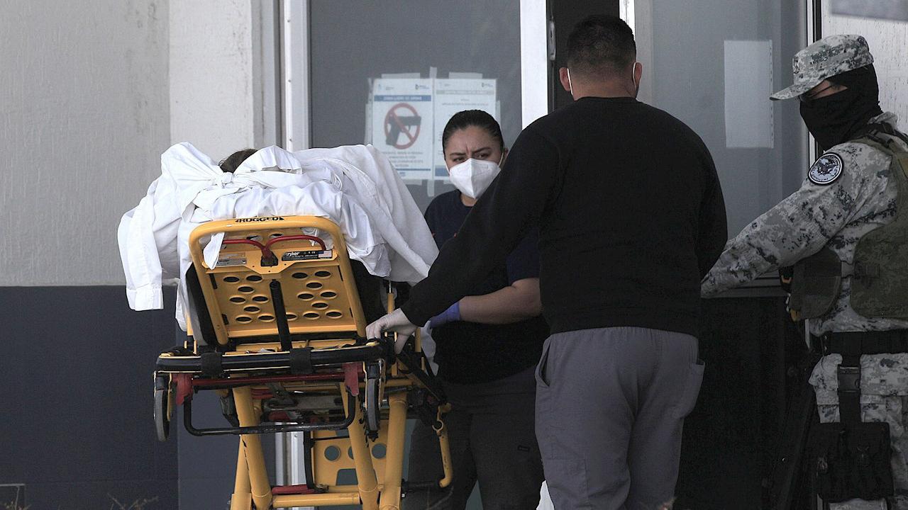 México llega a 211,213 fallecimientos por Covid-19