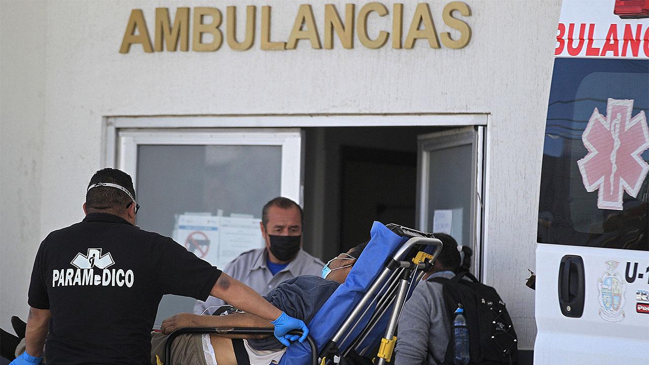 México reporta 56 muertes y 822 contagios por Covid-19 en las últimas 24 horas