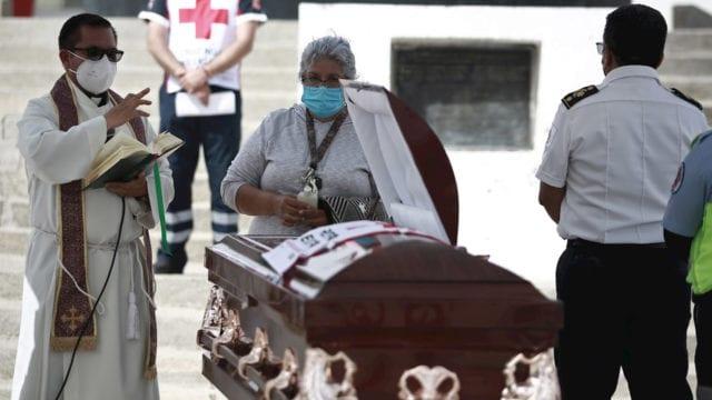 Salud reporta 192,488 muertes por Covid-19 en México
