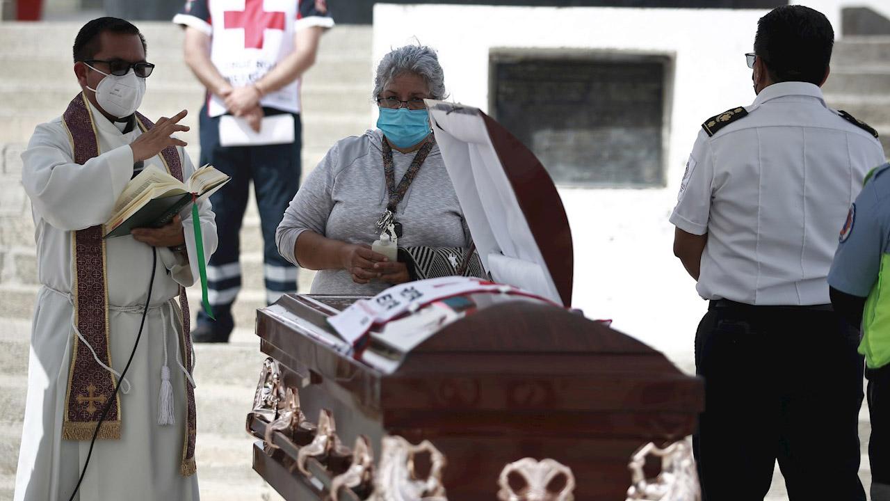 México suma 225 nuevas muertes por Covid-19; llega a 229,578