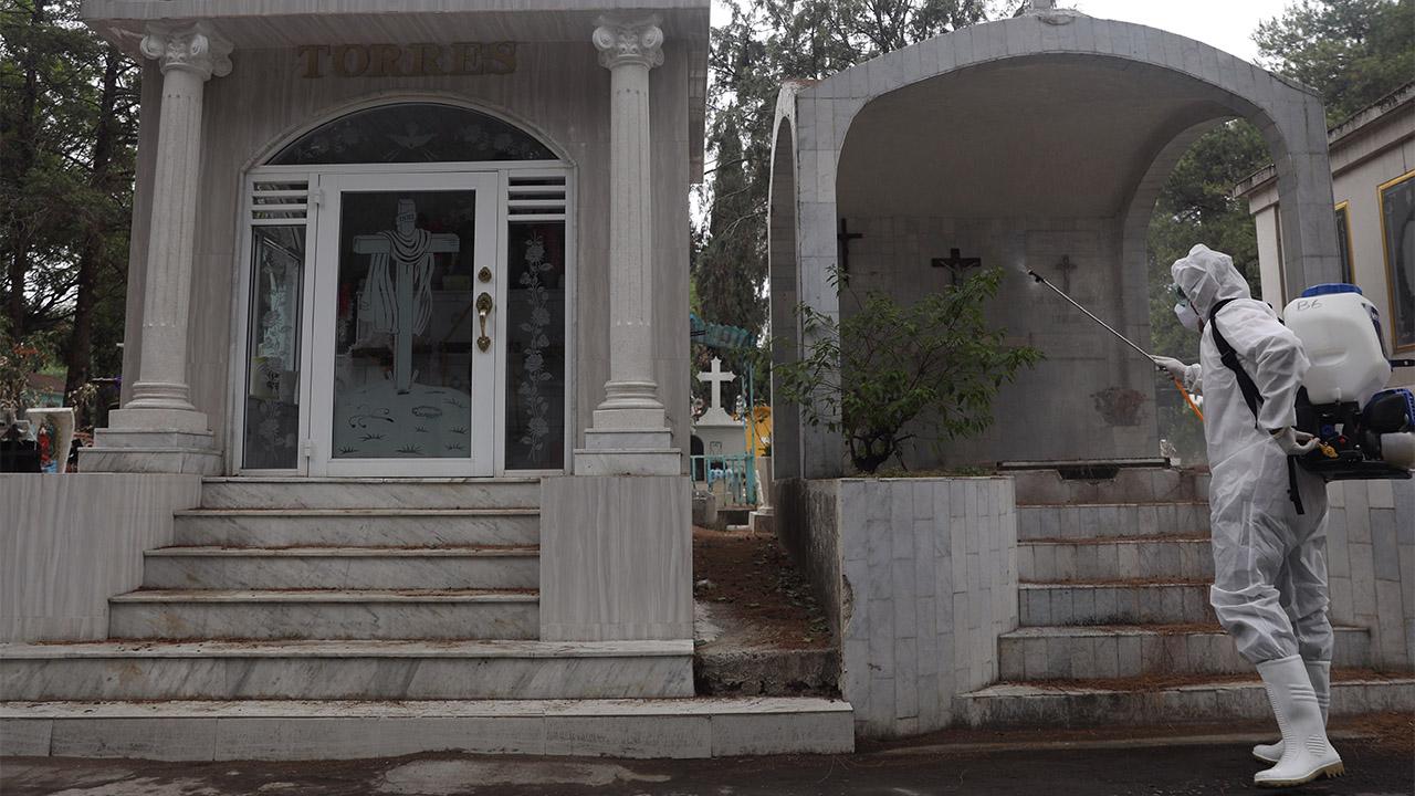 Fallecimientos por Covid-19 llegan a 191,789 en México: Ssa