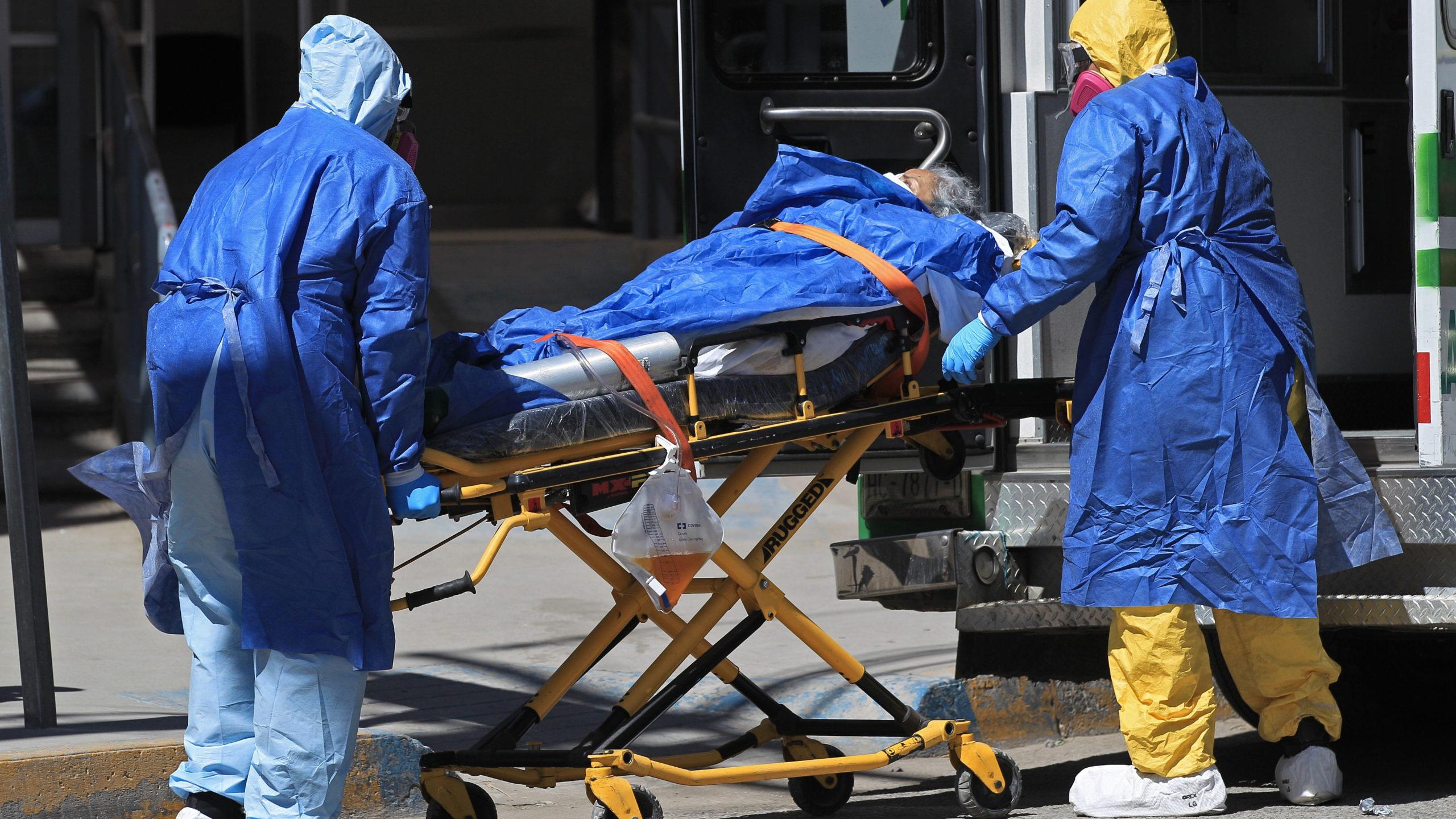 México supera las 195,000 muertes por Covid-19