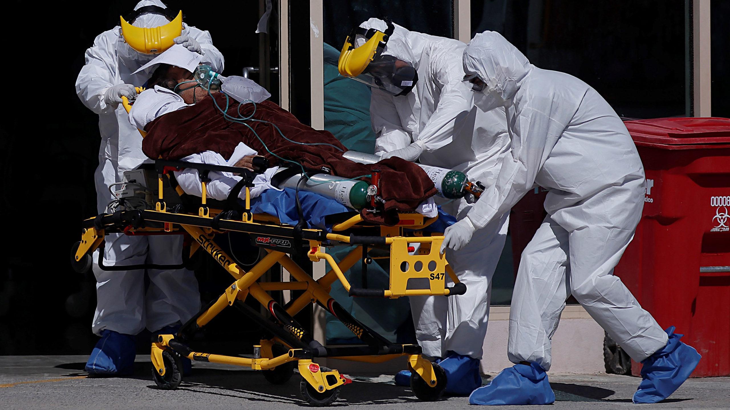 México tendría más del doble de muertes por Covid-19 de las reportadas: Instituto en Washington