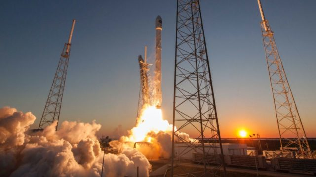 nanosatélite SpaceX
