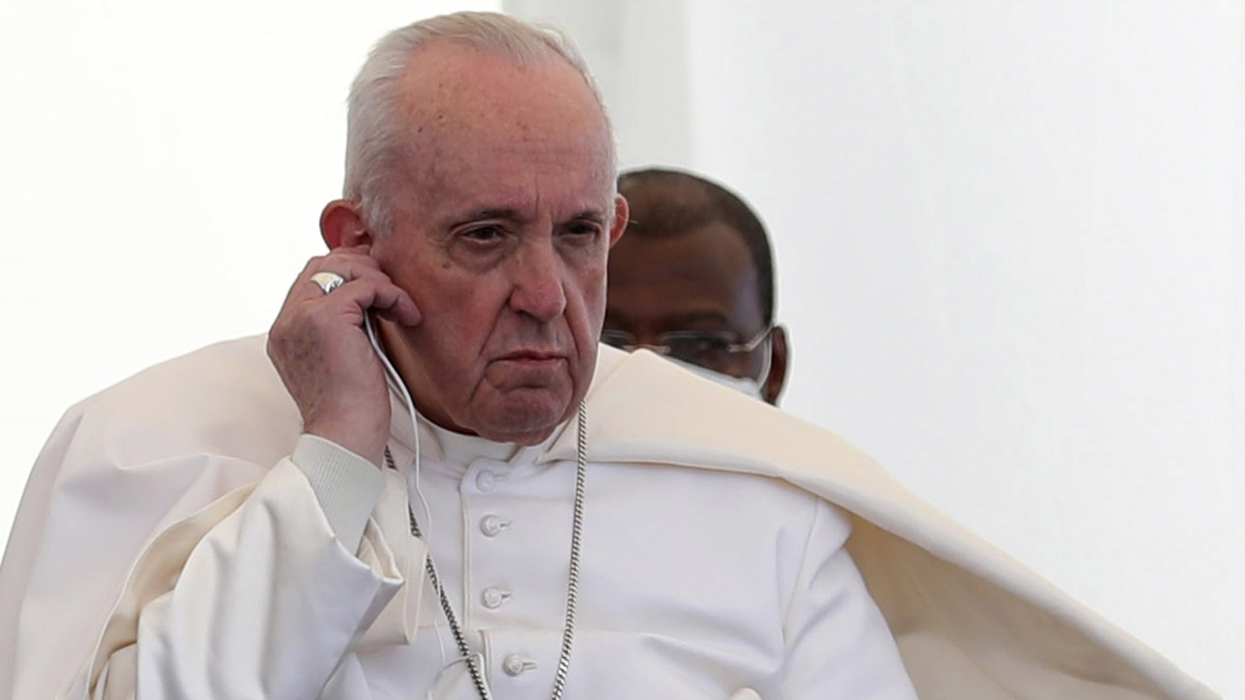 Reunión histórica entre el papa Francisco y el ayatolá Al Sistani en Irak