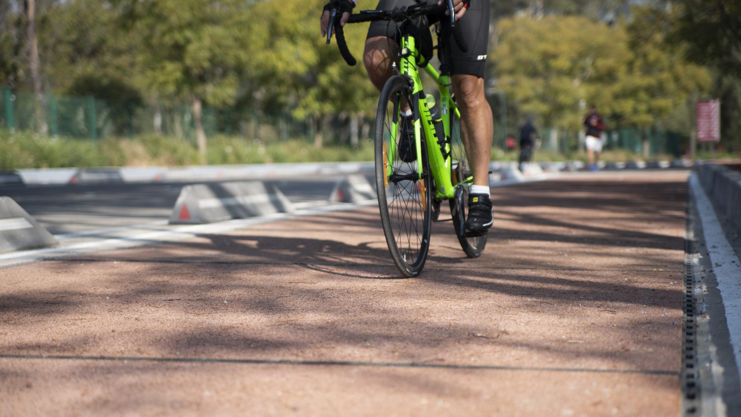 ¿Una ciclovía hecha de residuos plásticos? Sí, la estrena el Bosque de Chapultepec