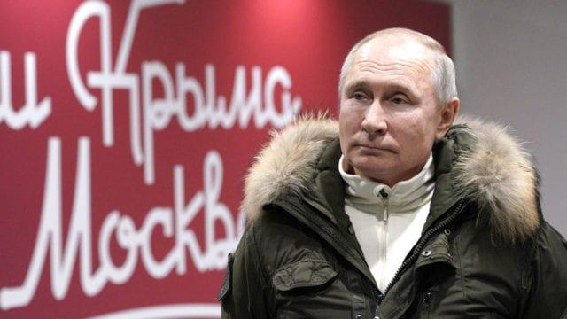 Putin desea 'buena salud' a Biden, en respuesta a ser llamado 'asesino'