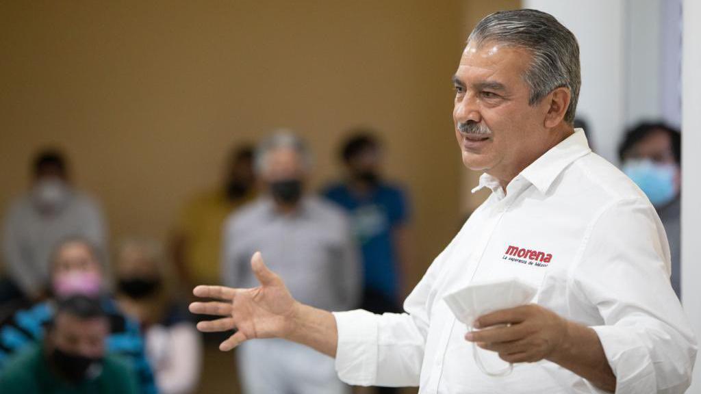 INE retira a Morón candidatura a gubernatura de Michoacán por Morena