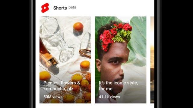 shorts youtube