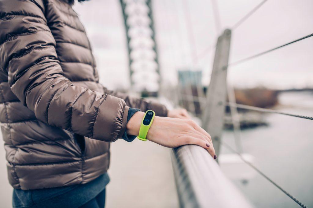 smartwatches de Garmin covid-19