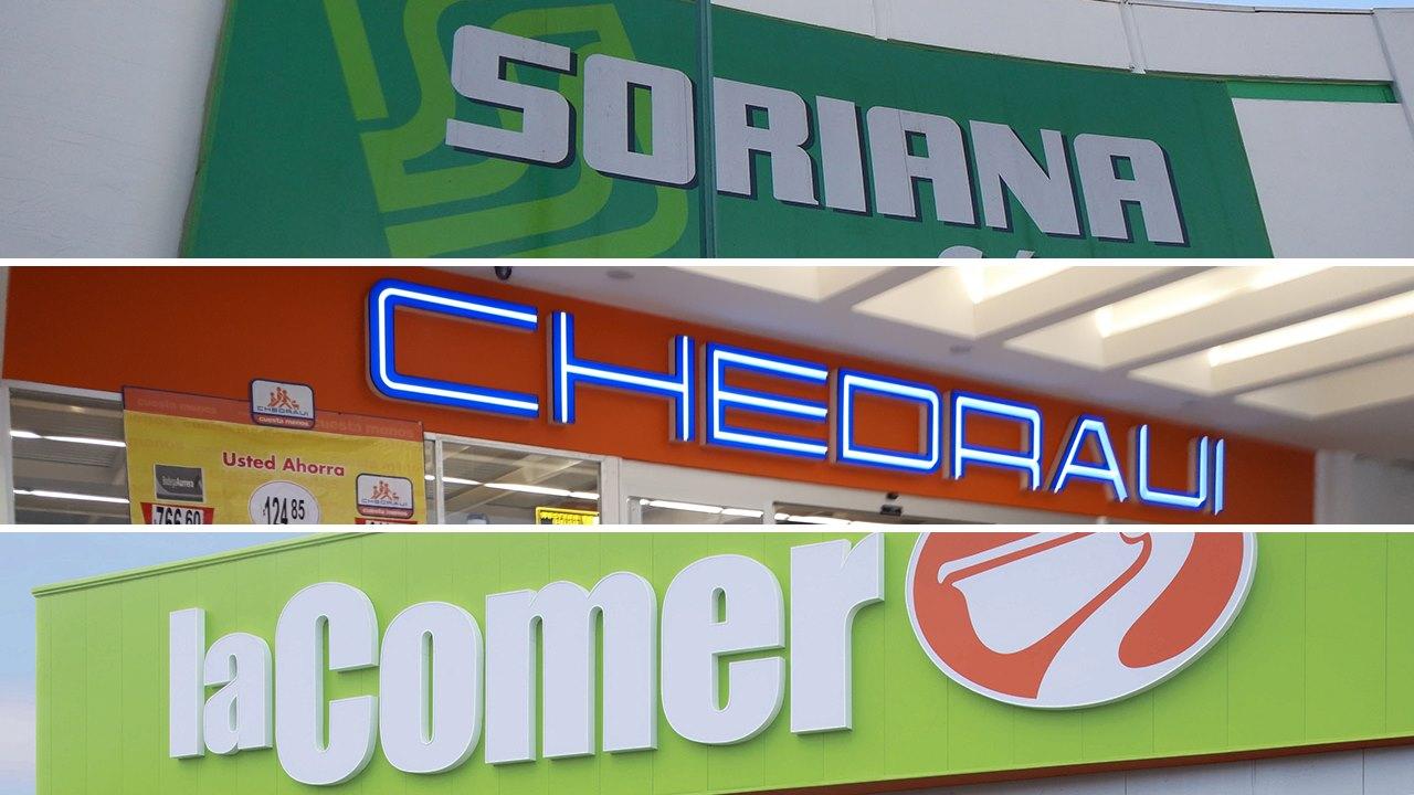 Esto invertirán Soriana, Chedraui y La Comer para crecer en 2021