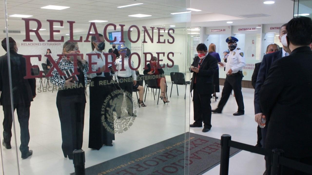 SRE abre oficina de pasaportes en Coyoacán y va por 7 más