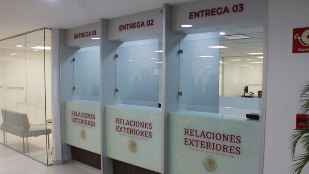 SRE abre oficina de pasaportes en Coyoacán