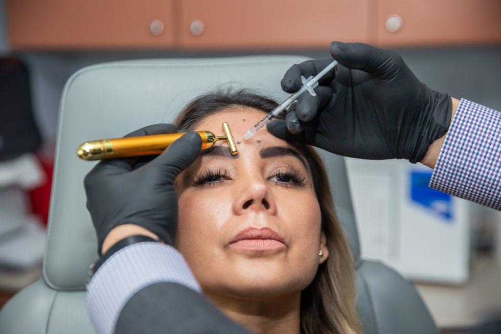 procedimiento semi-invasivo