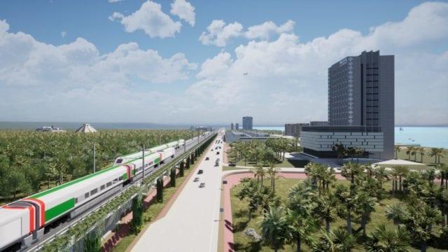 Tren Maya: Sedena hará tramo elevado de Cancún a Playa del Carmen