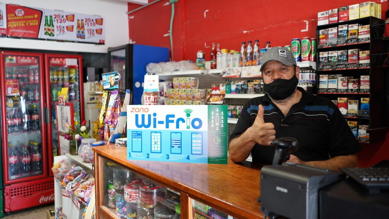 Wi-Frío: el proyecto que llevará internet gratis a zonas rurales de Querétaro