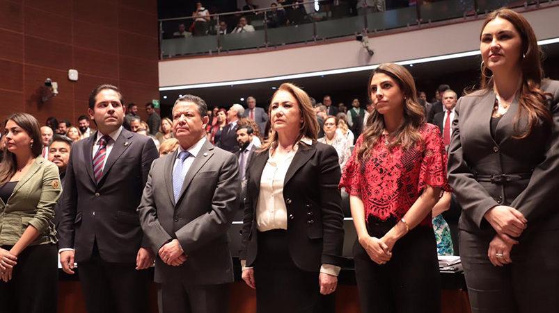 Problemas de las mujeres son de toda la sociedad: ministra Yasmín Esquivel