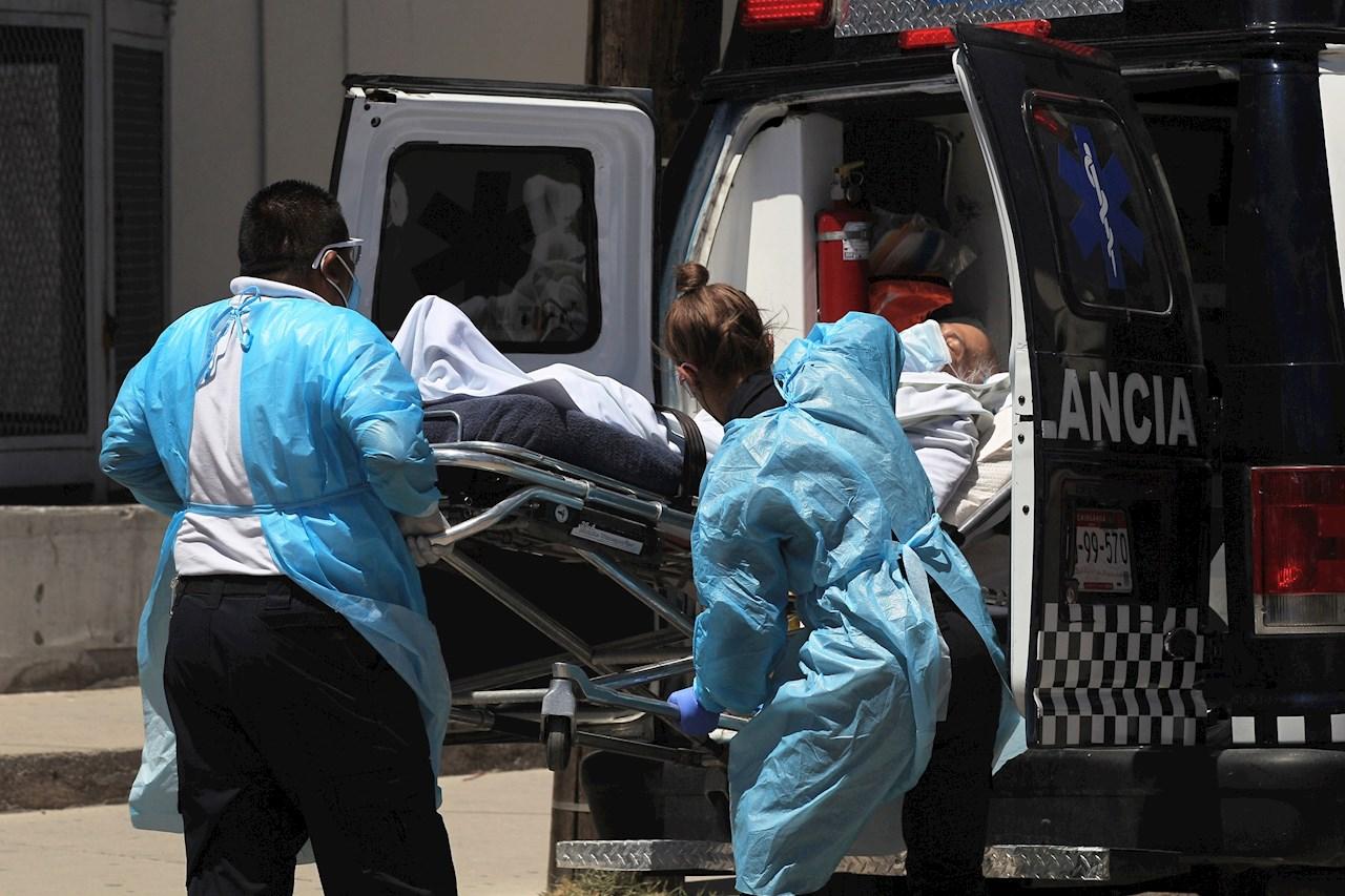 México registra 2 mil 743 nuevos casos de COVID-19; han muerto 218 mil 929