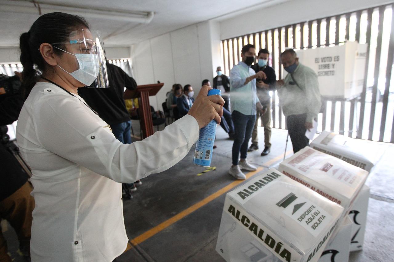 Paso a paso: así se ejercerá el voto debido a la pandemia
