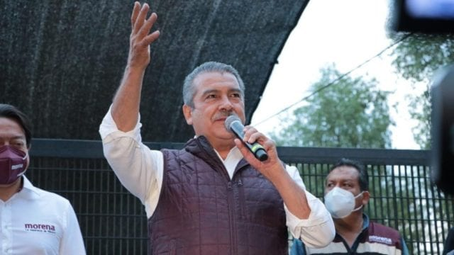 INE también le retira candidatura a Raúl Morón a gubernatura a Michoacán