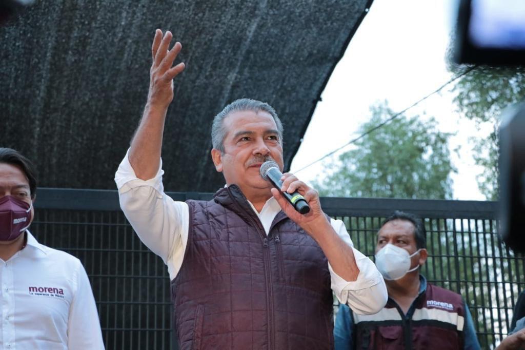 También Raúl Morón se queda sin candidatura a Michoacán, resuelve TEPJF