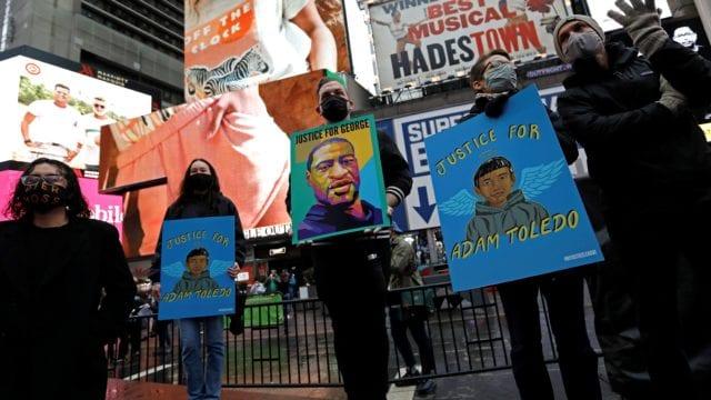 Las protestas contra la violencia policial se esparcen por Estados Unidos