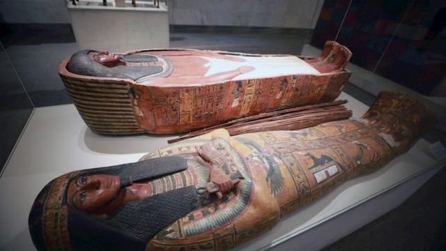 recorrido pirámides de Egipto bajo la arena una gran ciudad perdida de 3,000 años