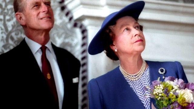 Muere príncipe Felipe de Gran Bretaña, esposo de reina Isabel II