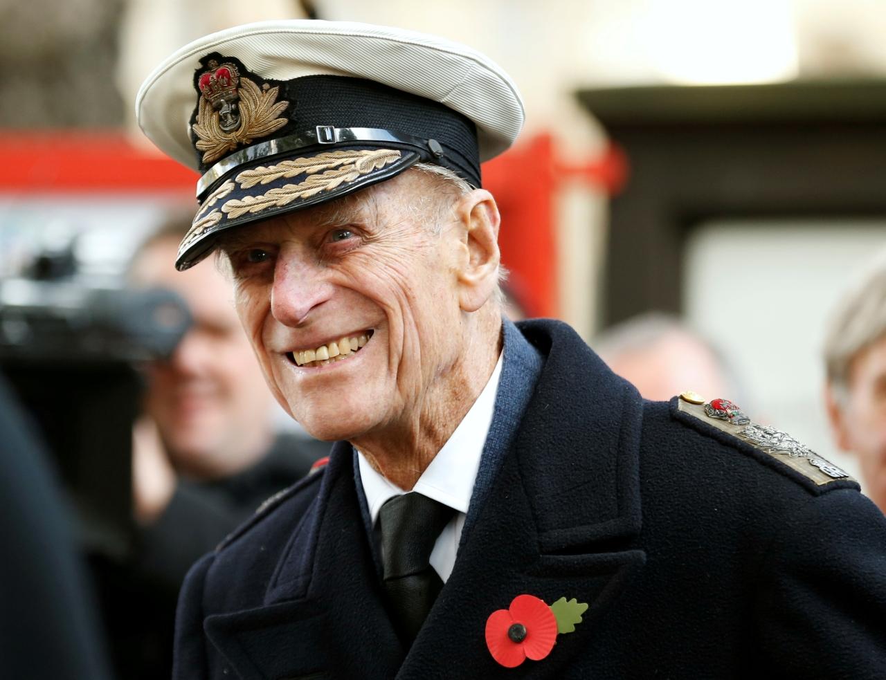 Mandatarios expresan condolencias por la muerte del príncipe Felipe