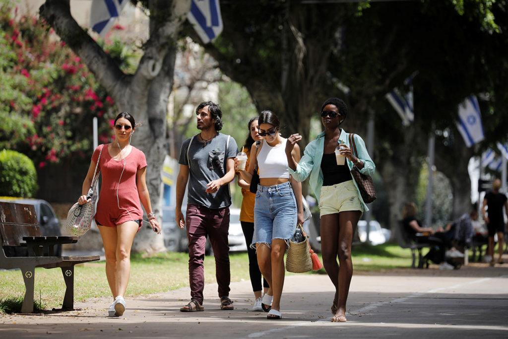 Israel marcarilla rescinds outdoor coronavirus mask requirement