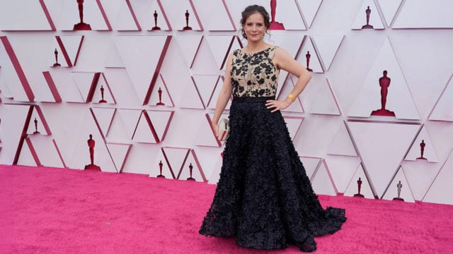 Michelle Couttolenc 93rd Academy Awards
