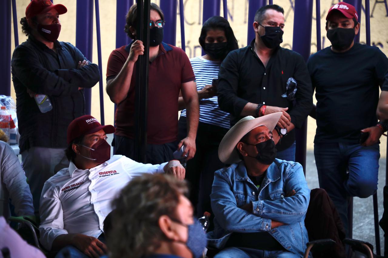 INE ratifica el retiro de la  candidatura a Félix Salgado