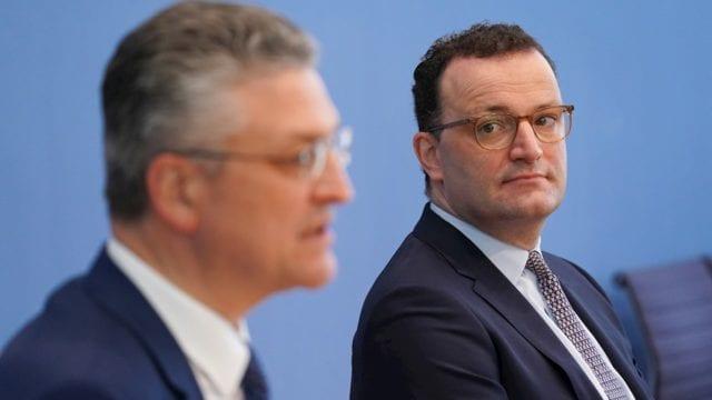 Alemania dice que confinamiento total será la única salida de la tercera ola