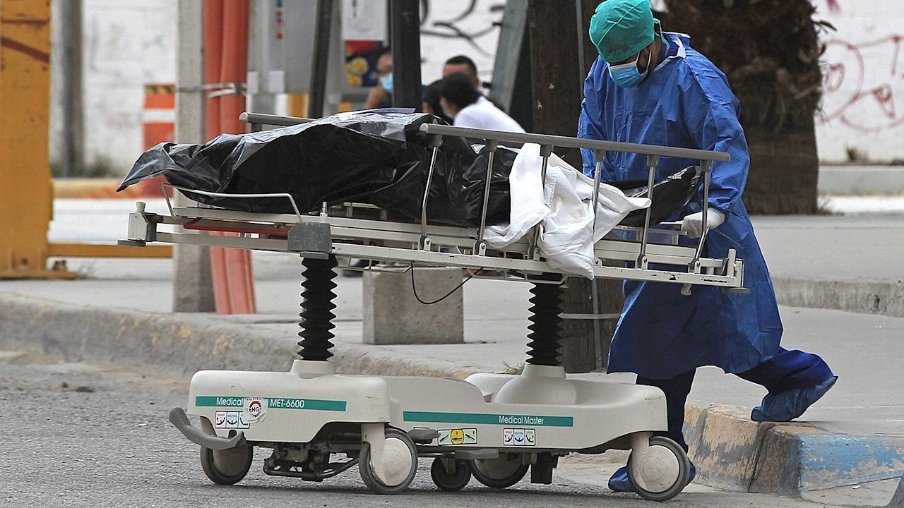 México llega a 212,466 muertes acumuladas por Covid-19