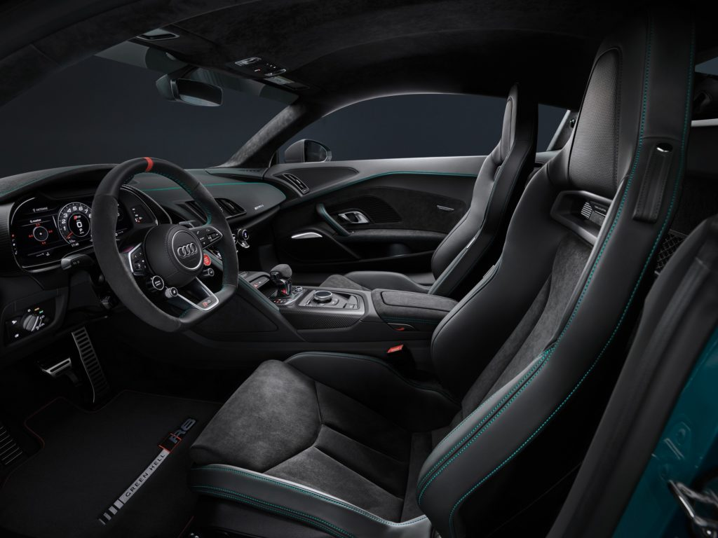 Audi R8 auto deportivo